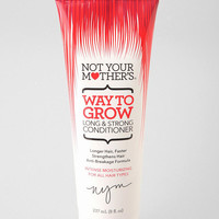 Urban Outfitters - Not Your Mother's Way To Grow Shampoo & Conditioner