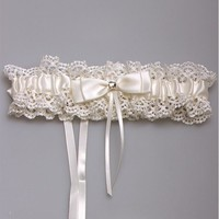 Bowknot Lace Wedding Garter