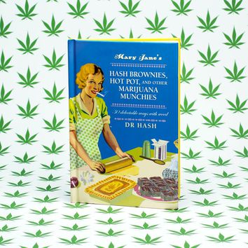 Mary Jane's Hash Brownies | FIREBOX