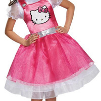 Hello Kitty Pink Deluxe 4-6