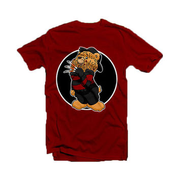 Care Bear Freddy Krueger - Nightmare on Elm Street / Care Bear parody - tee shirt