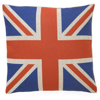 Everything's Gonna Be UK Pillow | Mod Retro Vintage Decor Accessories | ModCloth.com