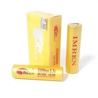 Imren 18650 Battery 3500 MAH 3.7V