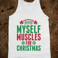 Muscles for Christmas