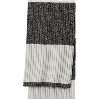 MEN HEATTECH KNIT SCARF (STRIPED) | UNIQLO