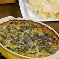 Spinach and Artichoke Dip Recipe : Emeril Lagasse : Food Network