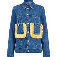 Oversized Denim Jacket – House of Holland
