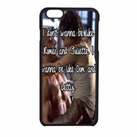 Fast And Furious Dom And Letty iPhone 6 Case