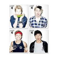 5 Seconds Of Summer Photo Set