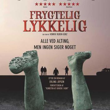 Terribly Happy (Danish) 27x40 Movie Poster (2008)