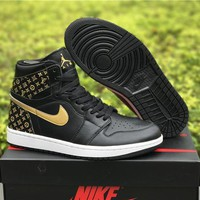 Air Jordan 1 X Louis Vuitton Basketball Shoes Us7 13 | Best Deal Online