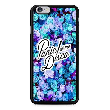 Panic At The Disco Flower iPhone 6/6s Case