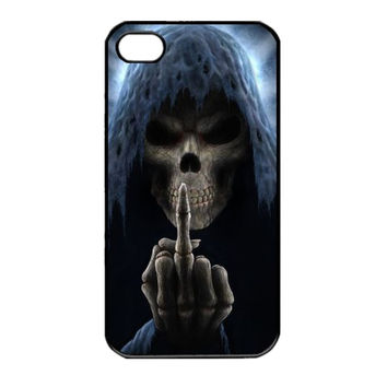 Grim Reaper Gothic Death Angel Cover Case for iPhone 4 4S 5 5S 5C 6 6S Plus For Galaxy S3 S4 S5 Mini S6 S7 edge A3 A5 A7 J5 J7