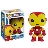 Funko Pop! Iron Man Vinyl Figure