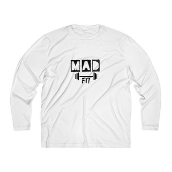 MAD Fit Men's Long Sleeve Moisture Absorbing Tee