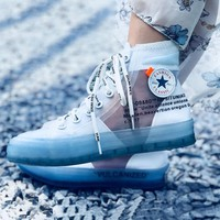 OFF WHITE x Converse Chuck Taylor All Star Joint Sports Shoes F-CSXY
