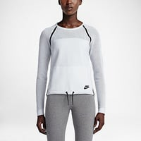 The Nike Tech Knit Crew Women's Top.