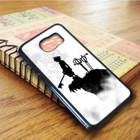 Kingdom Heart Anime Art Cartoon Samsung Galaxy S6 Edge Case