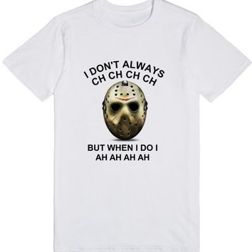 Jason Halloween Shirt | T-Shirt | SKREENED