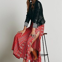 Spell & the Gypsy Collective Womens Wild Winds Maxi Skirt