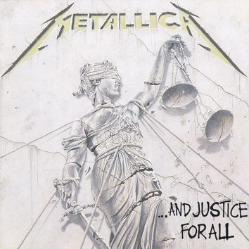 Metallica - And Justice For All - Used CD