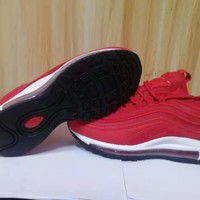 BC HCXX Nike Air Max 97 Patch Work Gym Red