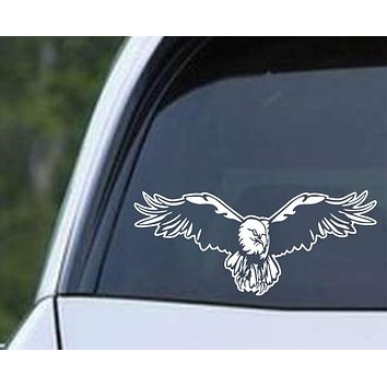 Soaring Eagle Die Cut Vinyl Decal Sticker