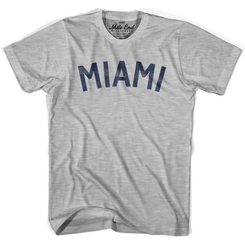 Miami City Vintage T-shirt