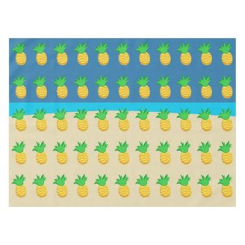 Kids Hawaiian Luau Party Tablecloth