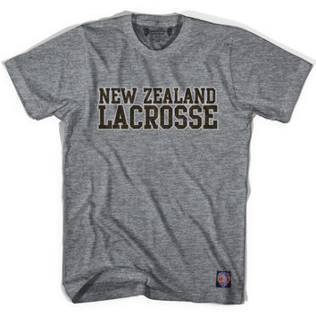 New Zealand Lacrosse Nation T-shirt