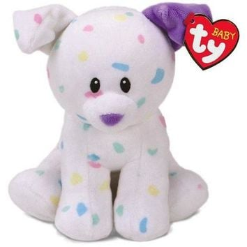 Ty® Baby Ty Sprinkles Speckled Dog Stuffed Animal, 13""