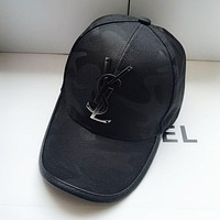 YSL Fashion Casual Hat