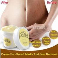 Cream For Stretch Marks And Scar Removal Powerful To Stretch Marks Maternity Skin Body Repair Cream Remove Scar Care Postpartum (Size: 50 g, Color: Orange) = 1946710724