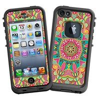 Brilliant Tribal Skin  for the iPhone 5 Lifeproof Case by skinzy.com