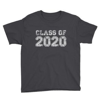 Youth Class of 2020 T-Shirt - Back to school gifts