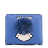 Love Moschino Women Blue Wallets