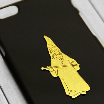 Wizard iPhone 6 Plus Case iPhone 5 Wizards Case Gold Plated Vintage Design Trendy Stylish Bling Phone Cases iPhone Cases Best Galaxy Samsung