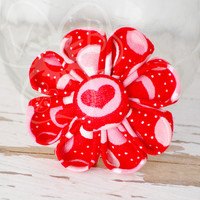 Warm My Heart flower clip from VioletsBuds