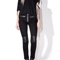 Silent Scream Moto Jeans