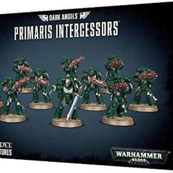 Dark Angels Primaris Intercessors Warhammer 40,000