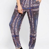 Staring At Stars Boho-Print Sweatpant - Urban Outfitters