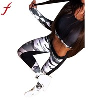 Tank tops Women Tracksuit Camouflage