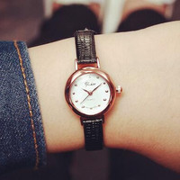 Womens Vintage Style Casual Sports Watch Best Gift 14