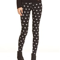Material Girl Juniors Pants, Printed Leggings - Juniors Pants & Leggings - Macy's