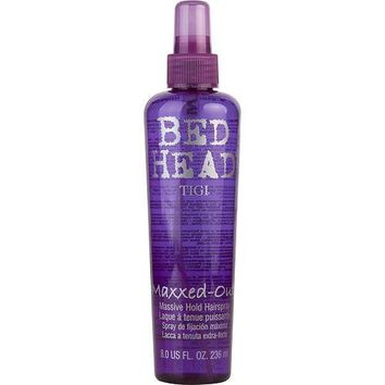 Bed Head By Tigi Maxxed Out Massive Hold Hairspray 8 Oz