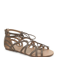 LA Hearts Multi Strap Lace Up Gladiator Sandals at PacSun.com