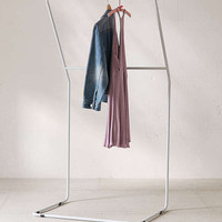 Leaning Clothing Rack   Urban Outfitters