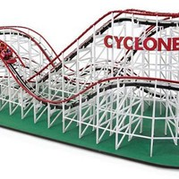 Cyclone Is A Working Rollercoaster For Your Desk