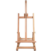 Beech Wooden Table Easel for Paintings for Artists