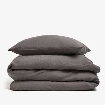 WASHED LINEN DUVET COVER - DUVET COVERS - BEDROOM | Zara Home United States of America